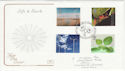 2000-04-04 Life and Earth Stamps Kew Gardens FDC (54909)