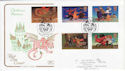 1998-07-21 Magical Worlds CS Lewis Belfast FDC (54924)