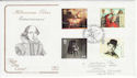 1999-06-01 Entertainers Tale Drury Lane FDC (54933)