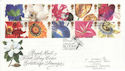 1997-01-06 Greetings Flowers Elton FDC (54939)