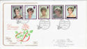 1998-02-03 Princess Diana Althorp FDC (54950)