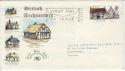 1970-02-11 Architecture Paddington Slogan FDC (54963)