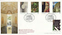 1995-04-11 National Trust London Official FDC (55032)