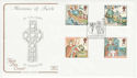 1997-03-11 Missions Of Faith Canterbury FDC (55059)