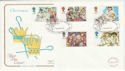 1994-11-01 Christmas Stamps Bethlehem FDC (55076)