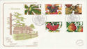 1993-09-14 Autumn Stamps Brogdale FDC (55093)