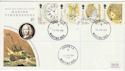 1993-02-16 Marine Timekeepers Maritime Mail cds FDC (55101)