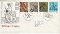 1976-09-29 William Caxton Printing Bureau FDC (55110)