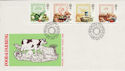 1989-03-07 Food and Farming Stamps Stoneleigh FDC (55160)