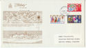 1969-11-26 Christmas Stamps Bethlehem FDC (55193)