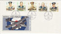 1986-09-16 Royal Air Force Stamps Farnborough FDC (55207)