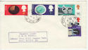 1967-09-19 British Discovery Field PO cds FDC (55235)