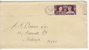 1937-05-13 KGVI Coronation Stamp London FDC (55295)