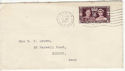 1937-05-13 KGVI Coronation Stamp London FDC (55296)