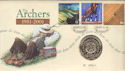 2001-01-01 The Archers Coin BBC Birmingham Souv (55302)