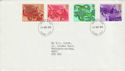 1975-11-26 Christmas Stamps Thanet FDI (55344)