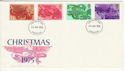 1975-11-26 Christmas Stamps Liverpool FDI (55473)