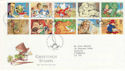 1994-02-01 Greetings Penn Wolverhampton FDC (55479)