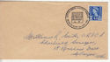 1966 Scottish Philatelic Congress Bridge of Allan Postmark (5551