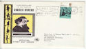 1970-06-03 Charles Dickens Broadstairs Slogan FDC (55523)