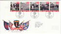 1994-06-06 D-Day Stamps Portsmouth FDC (55611)