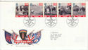 1994-06-06 D-Day Stamps Bureau FDC (55612)