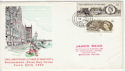 1965-07-19 Parliament Stamps Torquay cds FDC (55650)