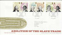 2007-03-22 Abolition of The Slave Trade Hull FDC (55683)