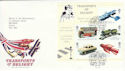 2003-09-18 Transports of Delight M/S Toye FDC (55714)