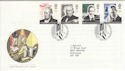 1995-09-05 Communications Stamps Bureau FDC (55742)
