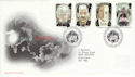 1997-05-13 Tales of Terror Stamps Bureau FDC (55766)