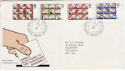 1979-05-09 Elections Stamps Bureau FDC (55808)