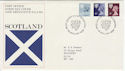1978-01-18 Scotland Definitive Edinburgh FDC (55814)