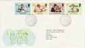 1984-09-25 British Council Stamps Bureau FDC (55837)