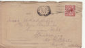 1912-24 King George V 1½d used on envelope (55855)