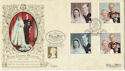 1997-11-13 Golden Wedding Doubled Benham FDC (55871)