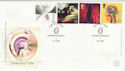 1999-01-12 Inventors Tale Greenwich FDC (56070)