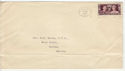 1937-05-13 KGVI Coronation Stamp Stockwell FDC (56112)