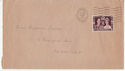 1937-05-13 KGVI Coronation Stamp LoughboroughFDC (56115)