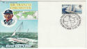 1967-07-24 Chichester Stamp Plymouth FDC (56169)