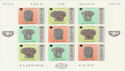 1978-05-24 Europa Sculpture Stamps S/S MNH (56210)