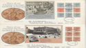 1984-09-04 Christian Heritage PSB Full Panes x4 FDC (56246)