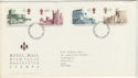 1992-03-24 Castle High Value Definitive FDC (56260)