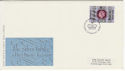 1977-06-15 Silver Jubilee 9p Stamp Windsor FDC (56276)
