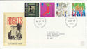 1999-07-06 Citizens Tale Stamps Bureau FDC (56320)