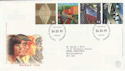 1999-05-04 Workers Tale Stamps Bureau FDC (56326)