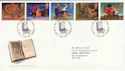 1998-07-21 Magical Worlds Stamps Bureau FDC (56327)