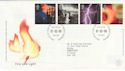 2000-02-01 Fire and Light Stamps Bureau FDC (56347)