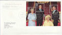 2000-08-04 Queen Mother M/S Bureau FDC (56352)