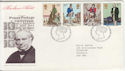 1979-08-22 Rowland Hill Stamps Bureau FDC (56353)